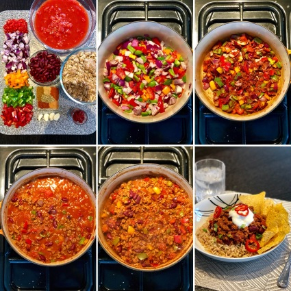 veggie chilli steps.JPG